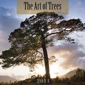 Art of Trees 2011 calendar