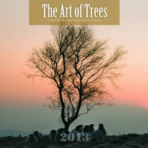 Art of Trees 2013 calendar