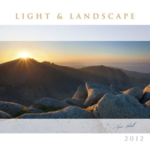 Light and Landscape 2012 calendar