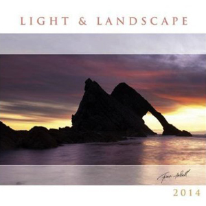 Light and Landscape 2014 calendar